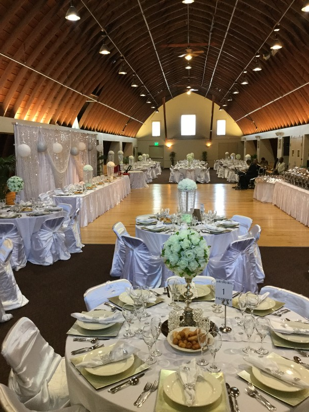 Party rental setup and breakdown service we will decorate at competitive labor prices when you choose kici services if you are looking for high quality wedding decoration party rental junglespirit Image collections